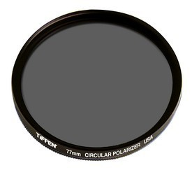 Circular Polarizer 77mm Filter