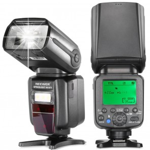 Neewer® Li-ion Battery Flash For Canon & Nikon