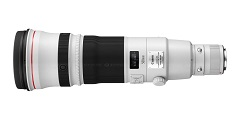 List of all Telephoto Lens