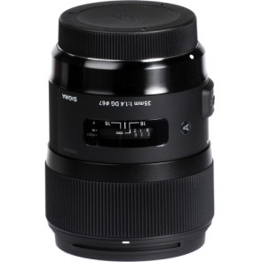 Sigma 35mm f/1.4 DG HSM Art Lens for Nikon