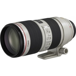 Canon 70-200 f2.8 IS II L