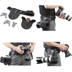 Spider Camera Holster SpiderPro Dual Camera System v2 (DCS)